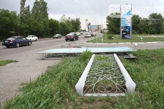 В Усть-Каменогорске бушевал ураган (ФОТО, ВИДЕО), фото-12