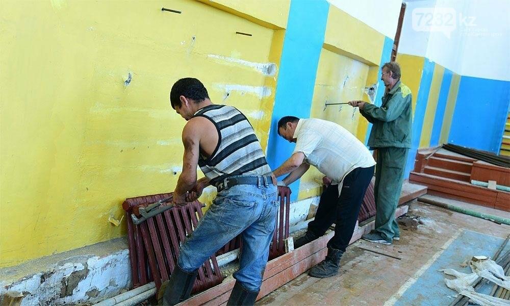 Более 21 млн тенге выделено на ремонт средней школы в селе Каратал (ФОТО), фото-1