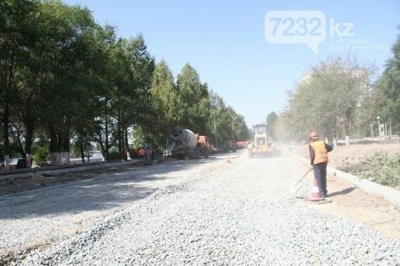 В Усть-Каменогорске продолжается реконструкция набережной Иртыша (ФОТО), фото-8