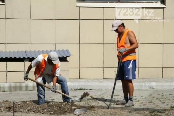 В Усть-Каменогорске продолжается реконструкция набережной Иртыша (ФОТО), фото-1