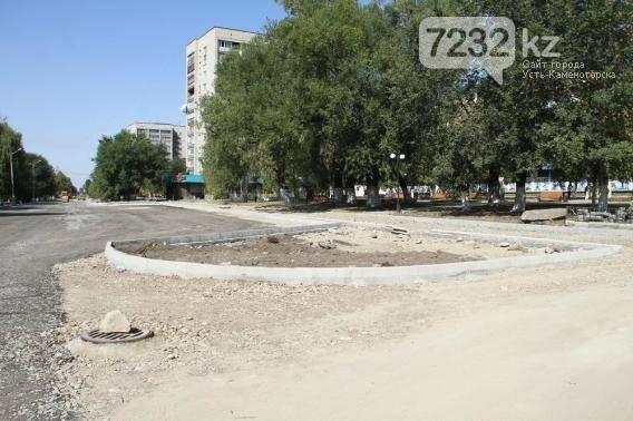 В Усть-Каменогорске продолжается реконструкция набережной Иртыша (ФОТО), фото-2
