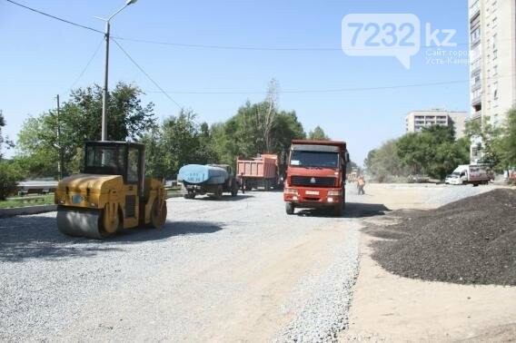 В Усть-Каменогорске продолжается реконструкция набережной Иртыша (ФОТО), фото-6