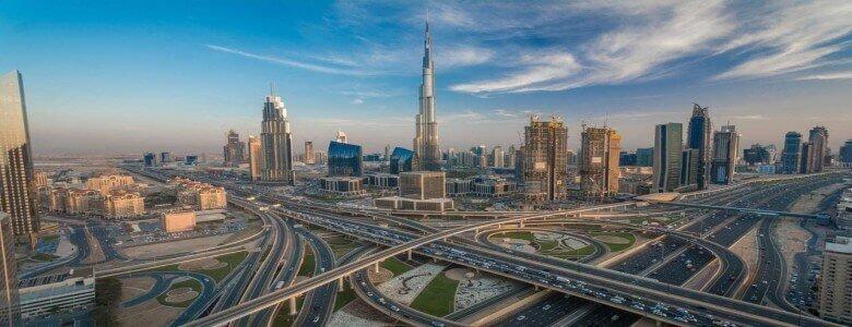 Дубай — город будущего, фото-1